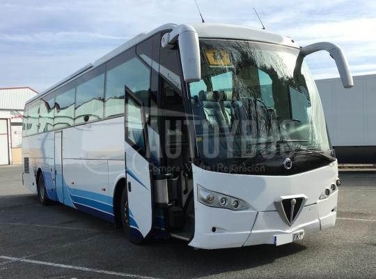 Compra venta de autobuses usados for Camiones usados en asturias
