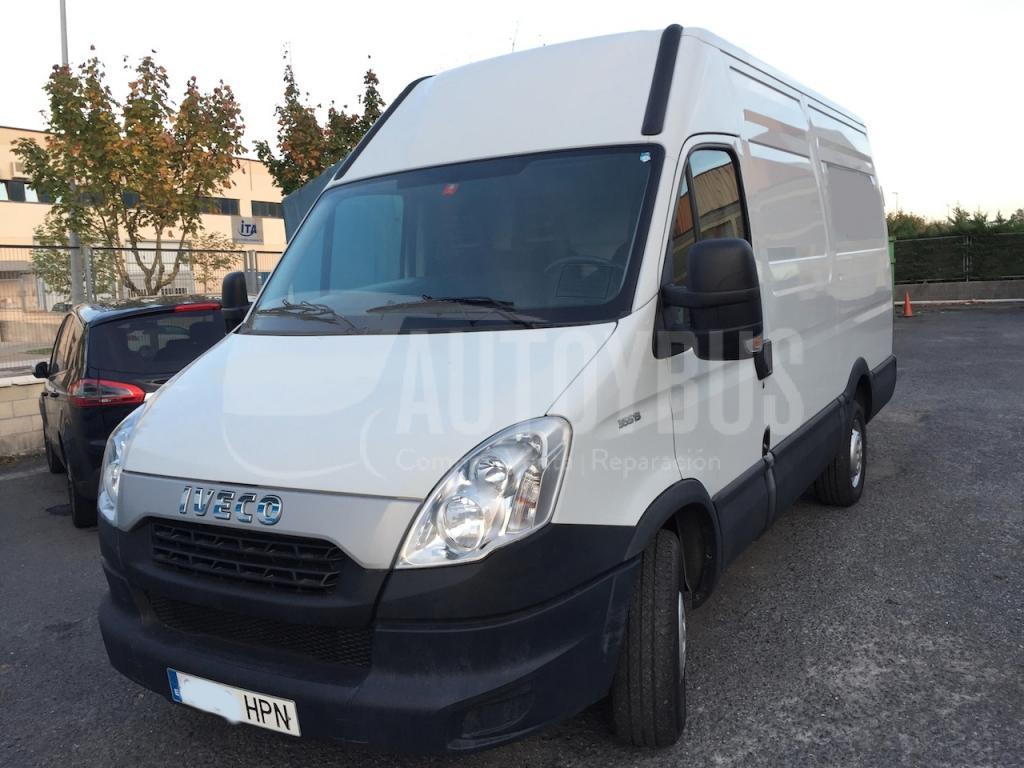 5e48b30fc525de en vans second hand daily iveco furgoneta 2013 35s13 ocasion buen estado